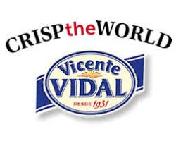 Vidal patatine logo