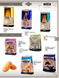 Catalogo biscotti Colibrì