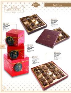 Catalogo kim's chocolatier