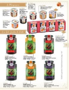 Catalogo confetture e marmellate Lucien Georgelin