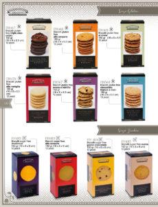 Catalogo biscotti