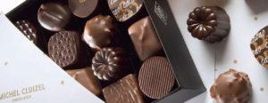 Michel Cluizel cioccolatini