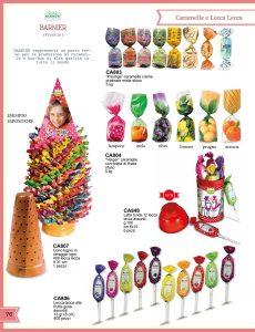 Catalogo caramelle barnier